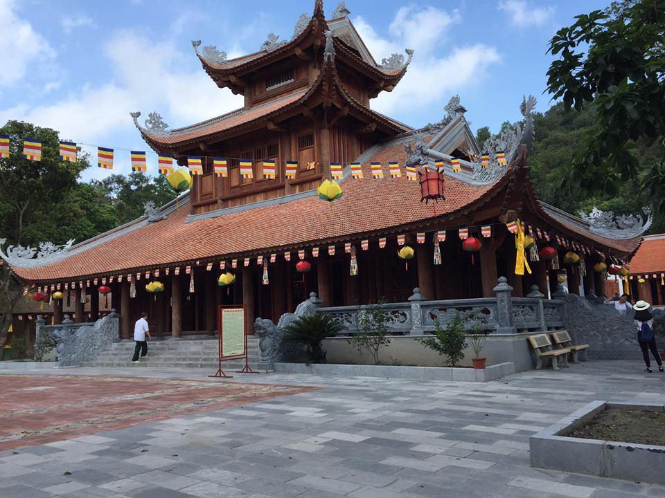 Đến chùa Côn Sơn thưởng lãm danh thắng tuyệt vời của xứ Đông - hình ảnh 1