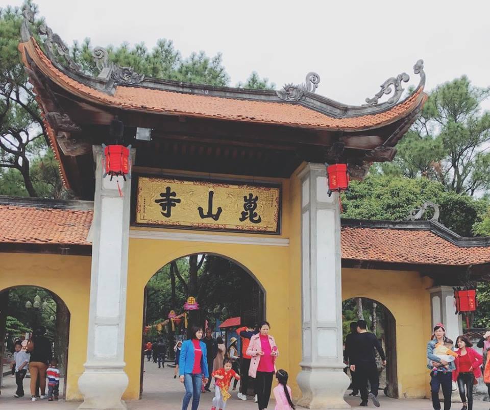 Đến chùa Côn Sơn thưởng lãm danh thắng tuyệt vời của xứ Đông - hình ảnh 4