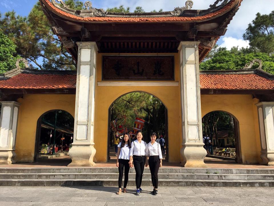 Đến chùa Côn Sơn thưởng lãm danh thắng tuyệt vời của xứ Đông - hình ảnh 7