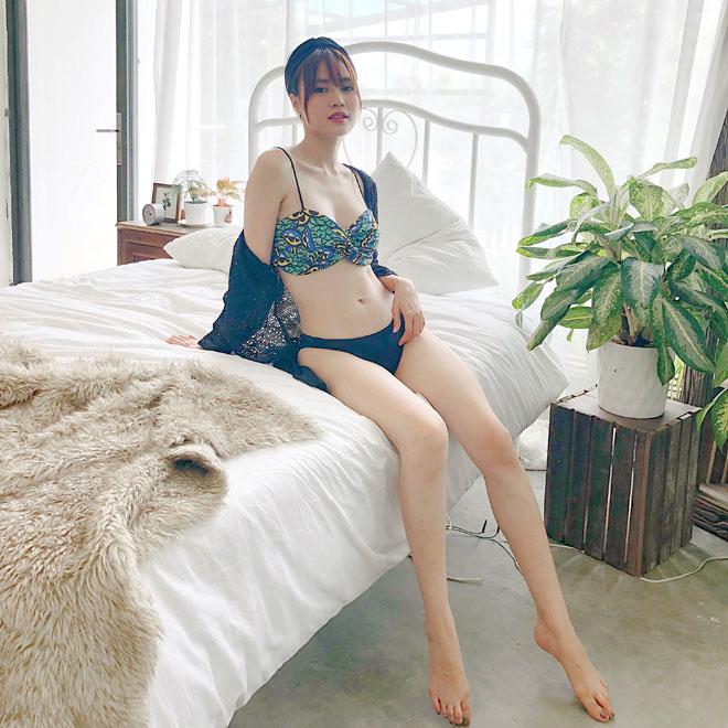 Ninh Dương Lan Ngọc sexy táo bạo trong MV chuyển hướng làm ca sĩ - hình ảnh 5