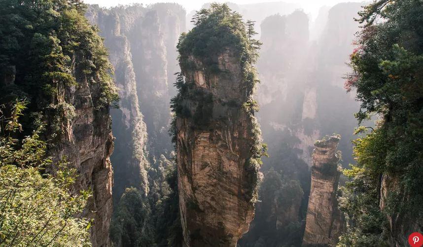 Mùa này đến Trung Quốc nhất định đừng bỏ lỡ những địa điểm này nếu không muốn tiếc cả đời - 2