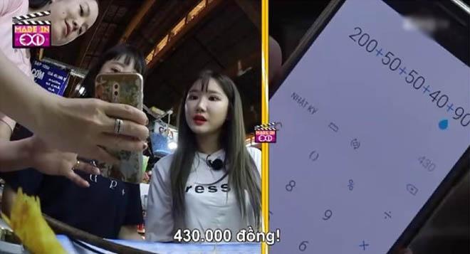 Mỹ nhân T-ara bị chủ shop ở chợ Bến Thành la ó vì hành động này - hình ảnh 3