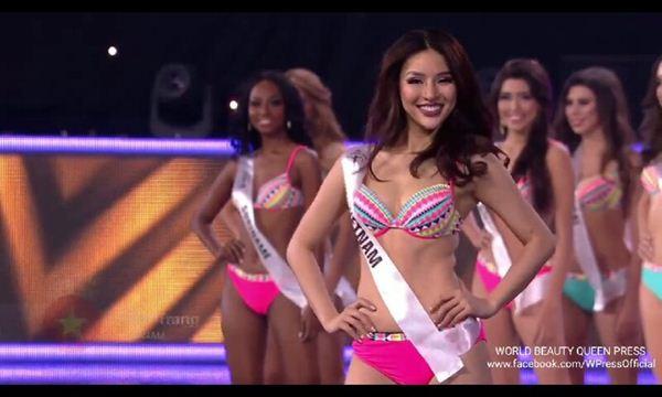 Cô gái chân dài nhất Việt Nam thi Siêu mẫu quốc tế - hình ảnh 6