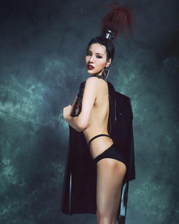 Cô gái chân dài nhất Việt Nam thi Siêu mẫu quốc tế - hình ảnh 8