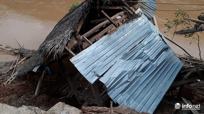 Thanh Hóa: Lũ dữ tàn phá tan hoang bên dòng sông Mã - hình ảnh 14