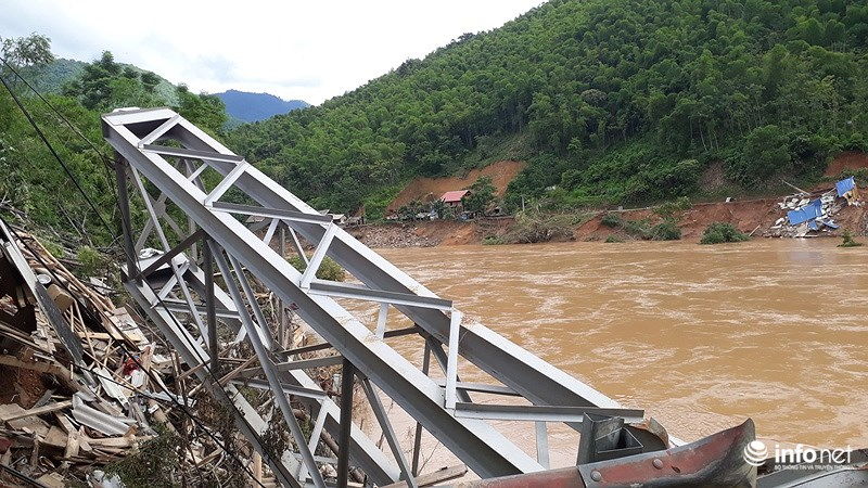 Thanh Hóa: Lũ dữ tàn phá tan hoang bên dòng sông Mã - hình ảnh 15