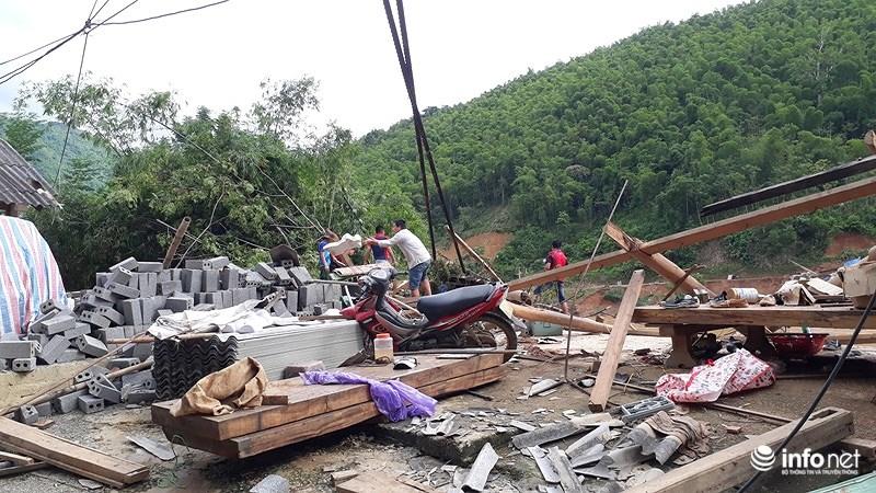 Thanh Hóa: Lũ dữ tàn phá tan hoang bên dòng sông Mã - hình ảnh 3