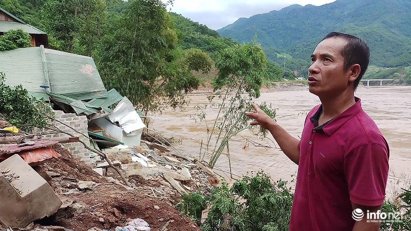 Thanh Hóa: Lũ dữ tàn phá tan hoang bên dòng sông Mã - hình ảnh 5