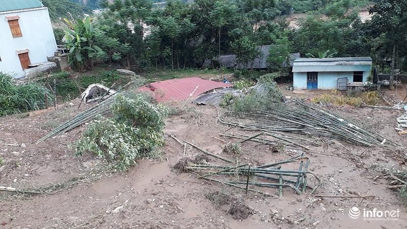 Thanh Hóa: Lũ dữ tàn phá tan hoang bên dòng sông Mã - hình ảnh 6