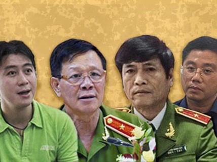 Vụ đánh bạc: Chỉ ông Phan Văn Vĩnh và Nguyễn Thanh Hoá trực tiếp tham dự, cấp dưới không biết - hình ảnh 2