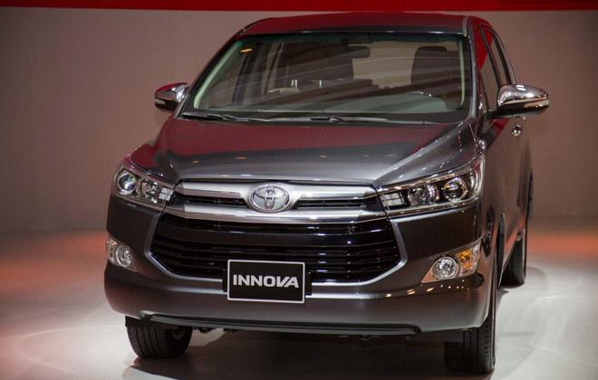 Giá xe Toyota Innova cập nhật tháng 10/2018: Phiên bản đặc biệt Venturer giá từ 855 triệu đồng - 5
