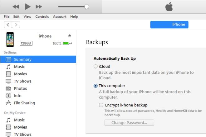 """Hướng dẫn sao lưu iPhone """"chuẩn không cần chỉnh"""" - 8"""