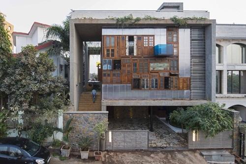 Cận cảnh những tòa nhà đẹp được xây bằng vật liệu tái chế từ rác thải - 2