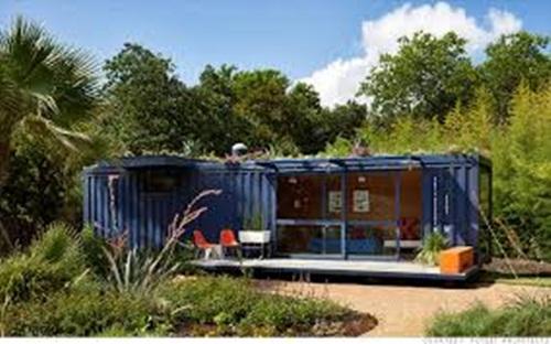 Cận cảnh những tòa nhà đẹp được xây bằng vật liệu tái chế từ rác thải - 6