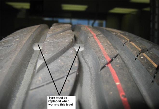 Chăm sóc lốp xe như thế nào là đúng cách? - 2