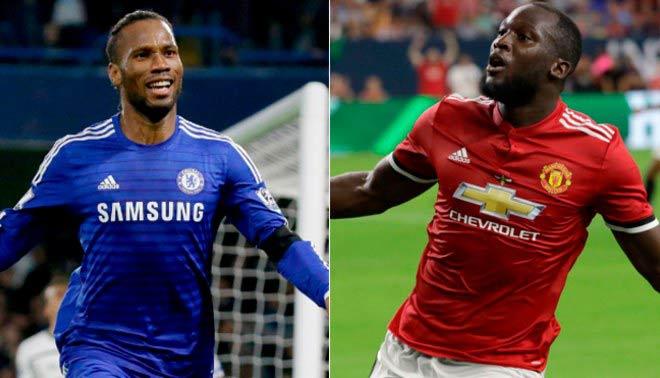 MU - Mourinho chơi tấn công: Lukaku sẽ toàn diện như Drogba? - 1