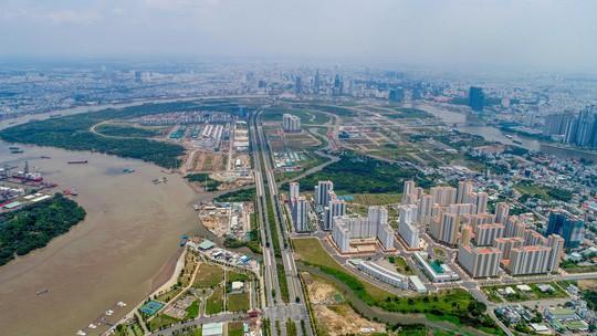Thanh tra Chính phủ công bố kết luận kiểm tra Khu đô thị Thủ Thiêm - 1