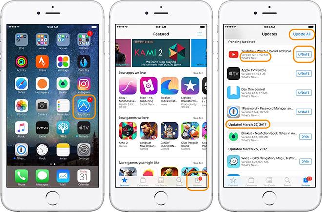"""6 thủ thuật sáng giá giúp iPhone đang """"rùa bò"""" chạy """"nhanh như thỏ"""" - 3"""