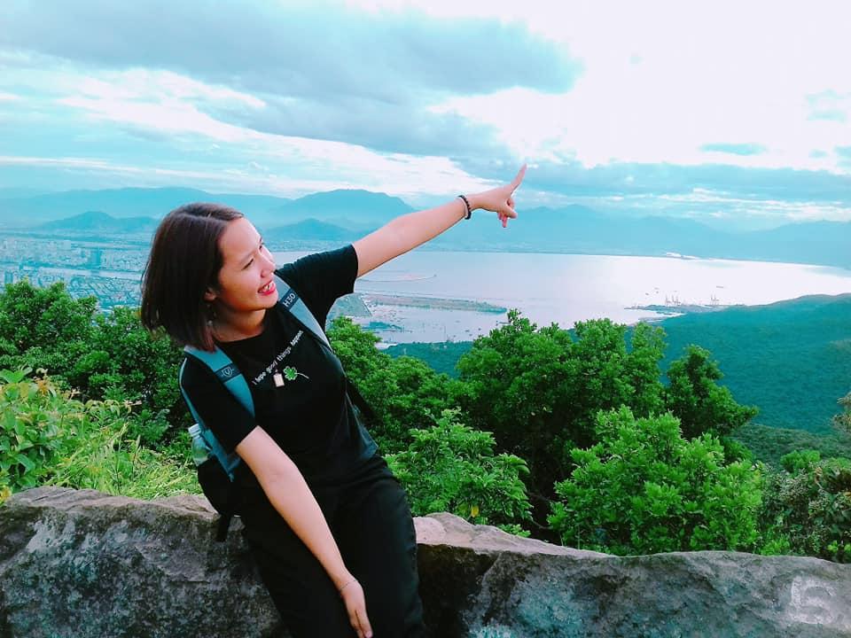 Cuối tuần chưa biết đi đâu, leo đỉnh Bàn Cờ đón gió biển Đà Nẵng - 5