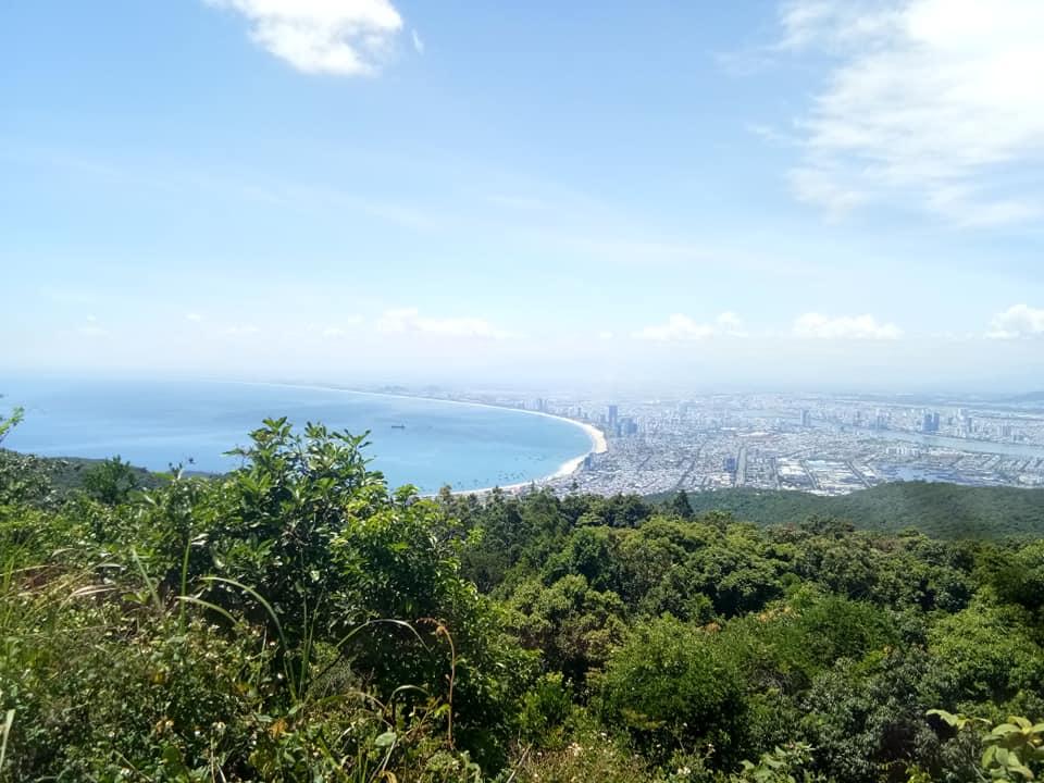 Cuối tuần chưa biết đi đâu, leo đỉnh Bàn Cờ đón gió biển Đà Nẵng - 6