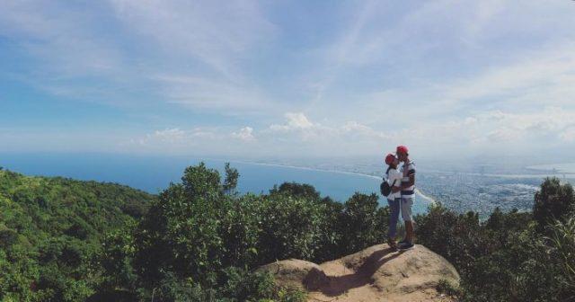 Cuối tuần chưa biết đi đâu, leo đỉnh Bàn Cờ đón gió biển Đà Nẵng - 8