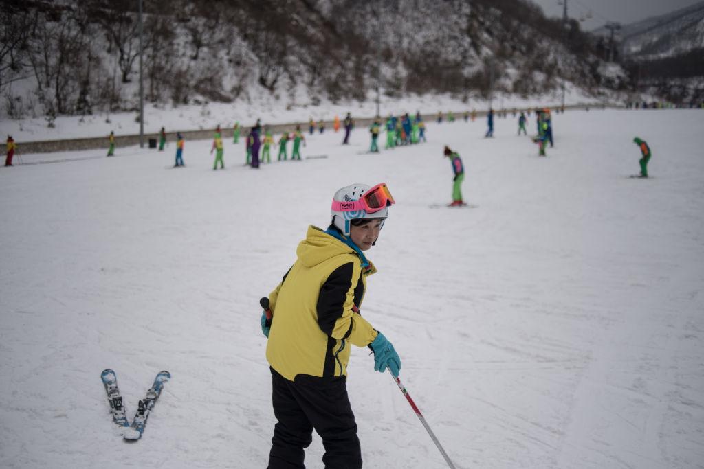 Cuộc sống sang không tưởng của hội con nhà giàu tại Triều Tiên - 2