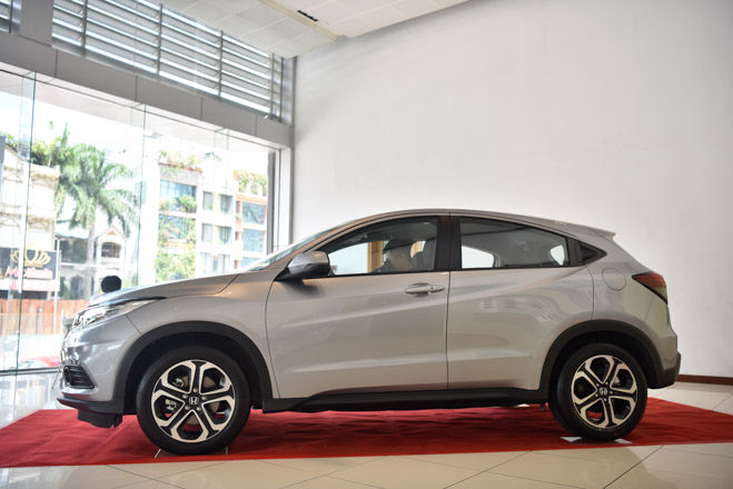 Honda HR-V chốt ngày ra mắt thị trường Việt Nam, giá dự kiến dưới 900 triệu đồng - 2