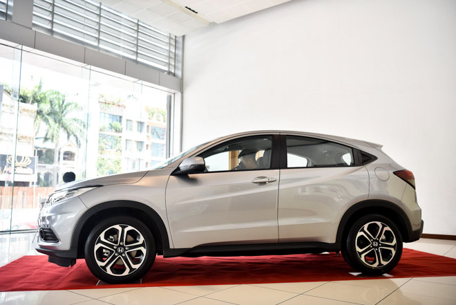 Honda HR-V chốt ngày ra mắt thị trường Việt Nam, giá dự kiến dưới 900 triệu đồng - 3