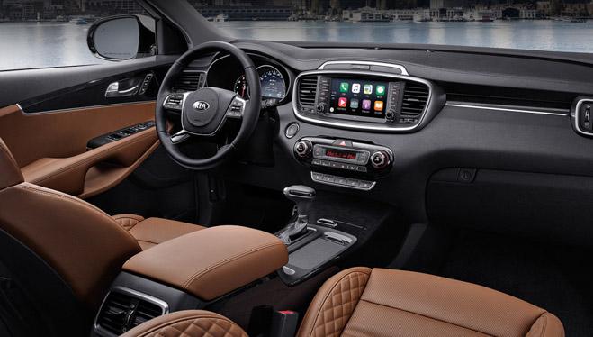Kia Sorento 2019 sắp ra mắt thị trường Đông Nam Á - 5
