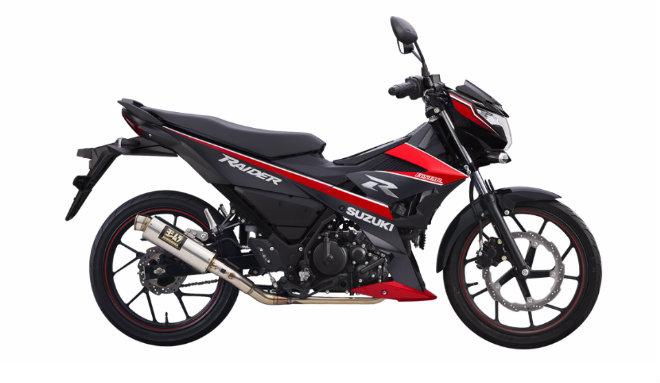 Bảng giá xe máy Suzuki tháng 9/2018: Ra bản đặc biệt, tăng cạnh tranh - 1