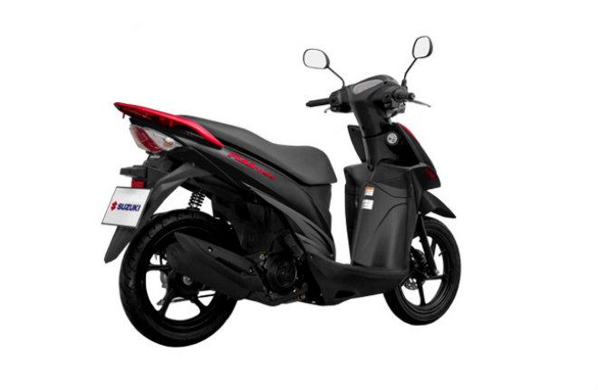 Bảng giá xe máy Suzuki tháng 9/2018: Ra bản đặc biệt, tăng cạnh tranh - 3