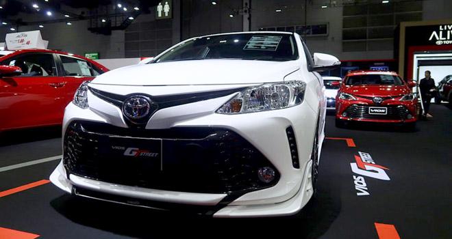 Soi chi tiết Toyota Vios GT Street: Giới hạn 100 chiếc, giá bán từ 537 triệu đồng - 7