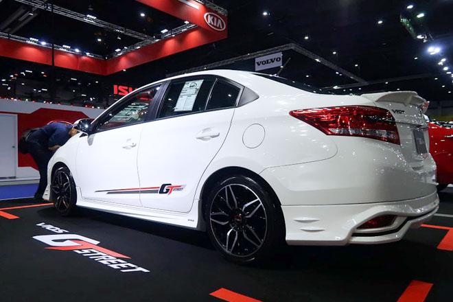Soi chi tiết Toyota Vios GT Street: Giới hạn 100 chiếc, giá bán từ 537 triệu đồng - 2