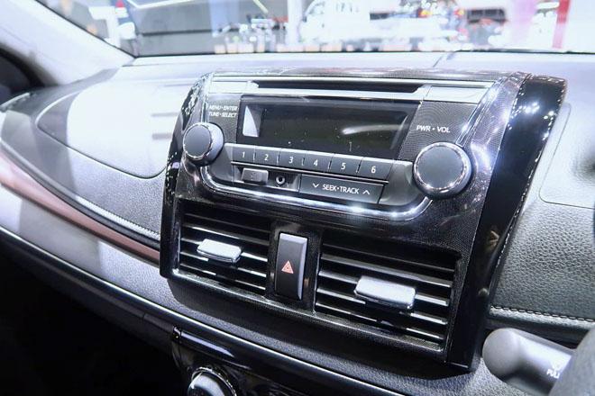 Soi chi tiết Toyota Vios GT Street: Giới hạn 100 chiếc, giá bán từ 537 triệu đồng - 15