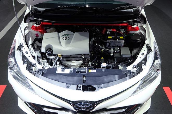 Soi chi tiết Toyota Vios GT Street: Giới hạn 100 chiếc, giá bán từ 537 triệu đồng - 16