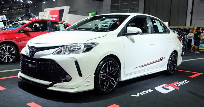 Soi chi tiết Toyota Vios GT Street: Giới hạn 100 chiếc, giá bán từ 537 triệu đồng - 1