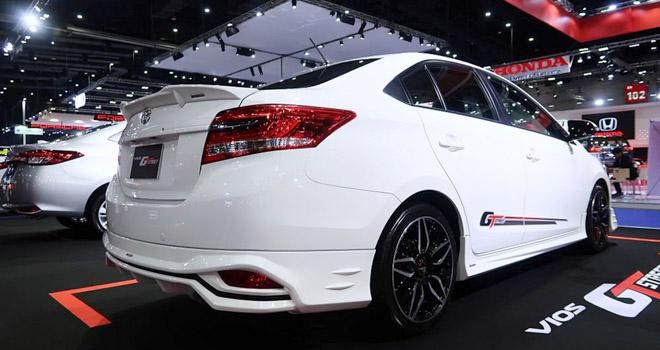 Soi chi tiết Toyota Vios GT Street: Giới hạn 100 chiếc, giá bán từ 537 triệu đồng - 8