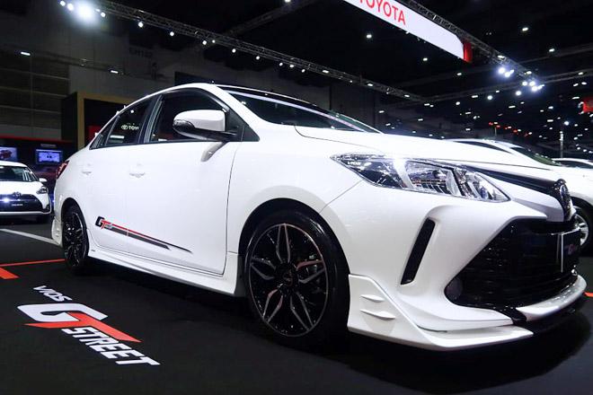 Soi chi tiết Toyota Vios GT Street: Giới hạn 100 chiếc, giá bán từ 537 triệu đồng - 3