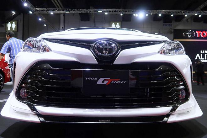 Soi chi tiết Toyota Vios GT Street: Giới hạn 100 chiếc, giá bán từ 537 triệu đồng - 9