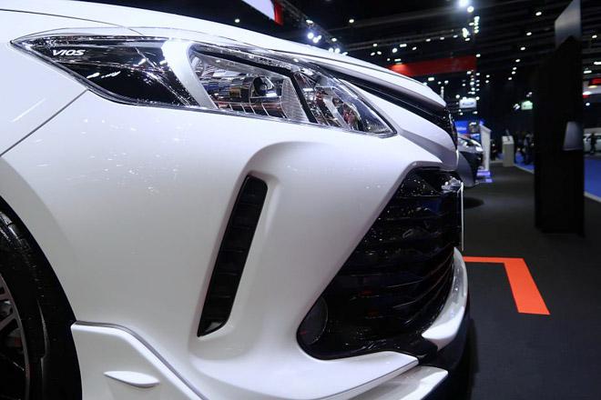 Soi chi tiết Toyota Vios GT Street: Giới hạn 100 chiếc, giá bán từ 537 triệu đồng - 10