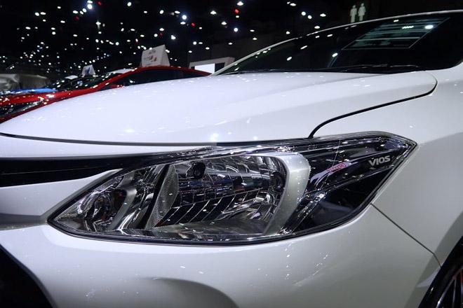 Soi chi tiết Toyota Vios GT Street: Giới hạn 100 chiếc, giá bán từ 537 triệu đồng - 11