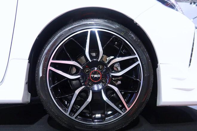 Soi chi tiết Toyota Vios GT Street: Giới hạn 100 chiếc, giá bán từ 537 triệu đồng - 14