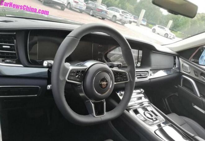 Zoyte T900 - Xe nhái Range Rover Sport chính thức lộ diện - 4