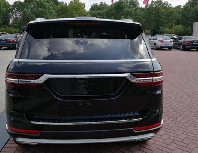 Zoyte T900 - Xe nhái Range Rover Sport chính thức lộ diện - 3