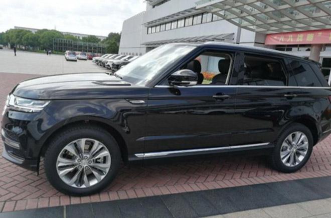Zoyte T900 - Xe nhái Range Rover Sport chính thức lộ diện - 1