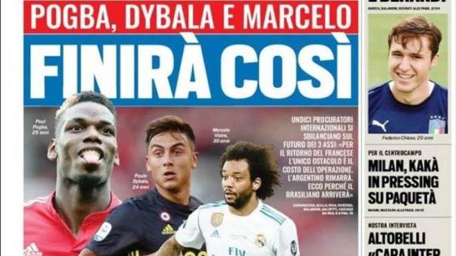 """Juventus xây """"Dải ngân hà"""" với Ronaldo: 2 SAO khủng lộ diện - 1"""
