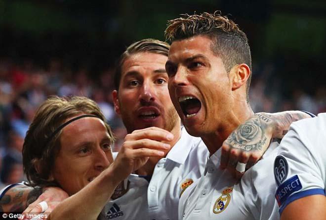 Ronaldo - Real từ yêu hóa thù: Ramos khẩu chiến, đừng trách CR7 vô tình - 4