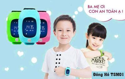 Khám phá đồng hồ định vị giám sát trẻ em - 4