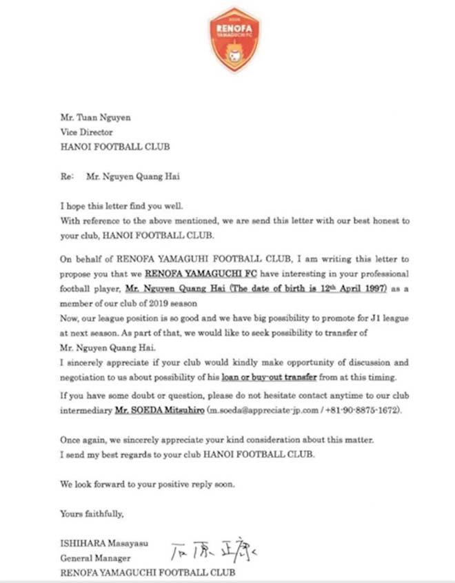Quang Hải sắp thành ngôi sao châu Á: CLB Nhật Bản mời đá J-League 2 - 3