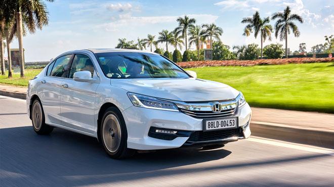 Giá xe Honda cập nhật tháng 9/2018: Honda City từ 559 triệu đồng - 6